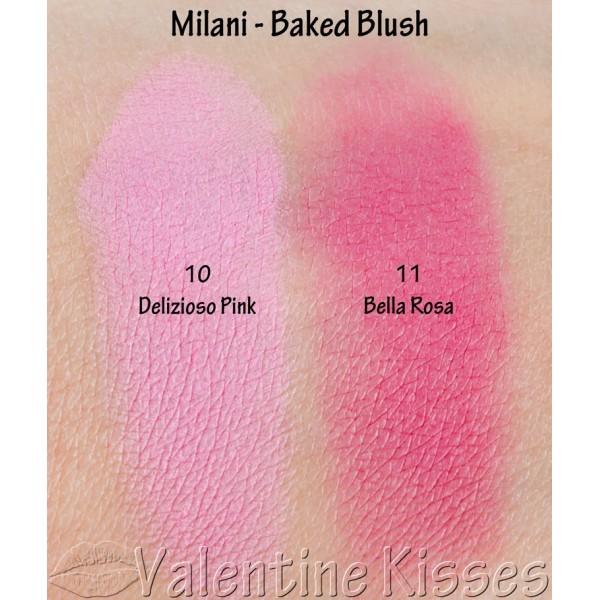 Jual Milani Baked Blush - Delizioso Pink - Domidoki Store