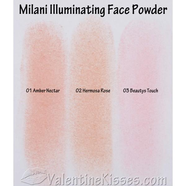 Milani Illuminating Face Powder - Beauty's Touch Maximize. Cancel