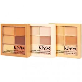 NYX Conceal, Correct, Contour Palette