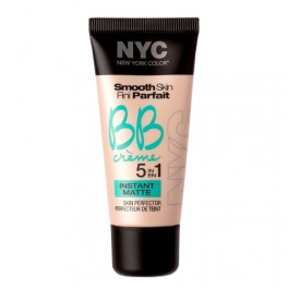 Jual nyc smooth skin bb creme instant matte domidoki store for A1a facial and salon equipment