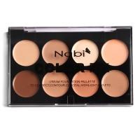Nabi Color Fix Cream Foundation Palette CF-01A