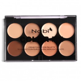Nabi Color Fix Cream Foundation Palette CF-01A