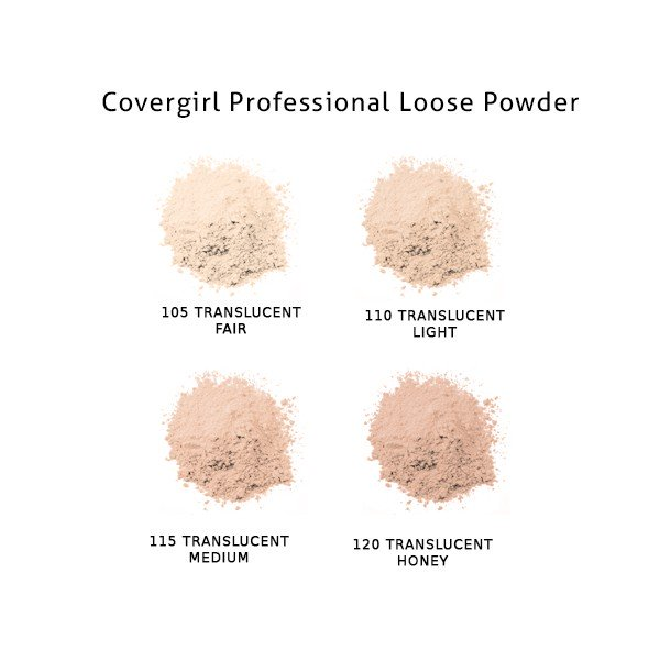 Jual Covergirl Professional Loose Powder Domidoki Store