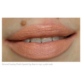 Rimmel London Lasting Finish By Kate Nude Collection