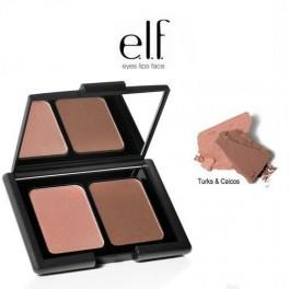 e.l.f. Contouring Blush & Bronzing Powder - Turks & Caicos