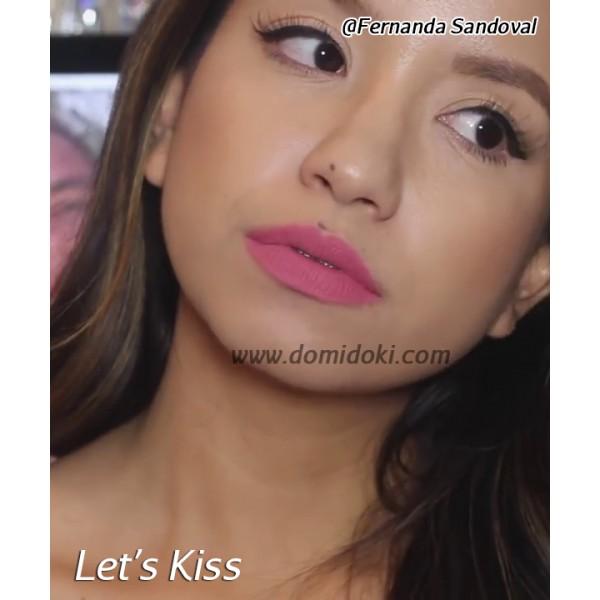 Jual L A Colors Pout Matte Lipgloss Domidoki Store Source · LA COLORS POUT LIPGLOSS MATTE ANGEL KISSES