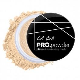 L.A Girl HD PRO Setting Powder - Banana