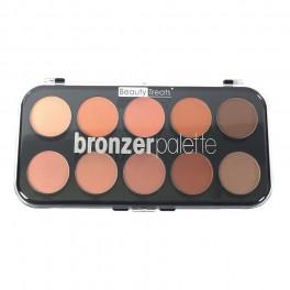 Beauty Treats Matte and Shimmer Bronzer Palette