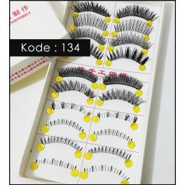 Bulu Mata Taiwan Mix 134 Eyelashes