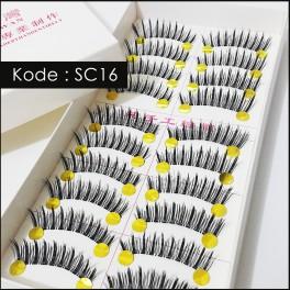 Bulu Mata Taiwan SC16 Eyelashes