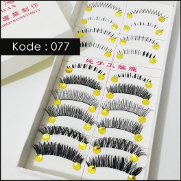 Bulu Mata Taiwan Mix 077 Eyelashes