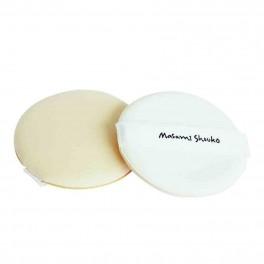 Masami Shouko Cushion Puff With Handle 2 Pieces