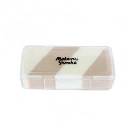 Masami Shouko Compact Powder/Foundation Sponge 4 Pieces With Case