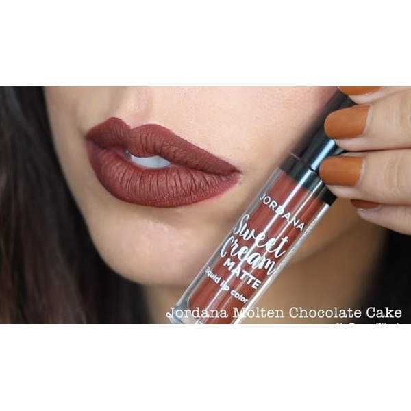 Jordana Sweet Cream Matte Liquid Lip Color Maximize. Previous. Next