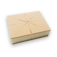 Armando Caruso 823 Sandwich Foundation Sponge