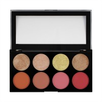 Makeup Revolution Ultra Blush Palette - Blush Goddess