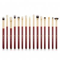 Ducare DF1534 15 in 1 Ultimate Red Eye Brush Set