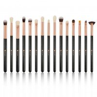 Ducare DF1535 15 in 1 Ultimate Black Eye Brush Set