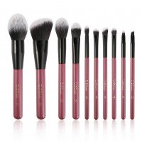 Ducare DF1044 10 in 1 Fanta Makeup Brush Set