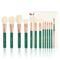 Ducare DF1343 13 in 1 Forest Makeup Brush Set