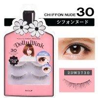Dolly Wink no.30 Chiffon Nude (Bulu Mata Jepang)